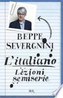 L'italiano. Lezioni semiserie