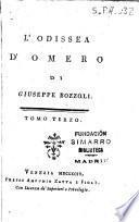 L'Odissea d'Omero di Giuseppe Bossoli