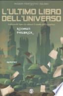 L'ultimo libro dell'universo