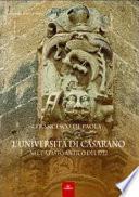 L'università di Casarano nel catasto antico del 1722