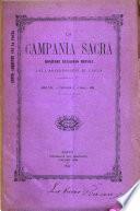 La Campania sacra monitore religioso mensile dell'Archidiocesi di Capua