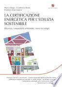 La certificazione energetica per l'edilizia sostenibile