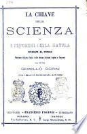 La chiave della scienza, o I fenomeni della natura spiegati al popolo E. C. Brewer