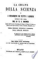La chiave della scienza o i fenomeni di tutti giorni
