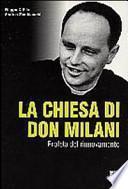 La chiesa di Don Milani