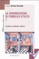 La comunicazione di pubblica utilità