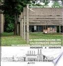 La conservazione del calcestruzzo armato nell'architettura moderna e contemporanea. Monumenti a confronto