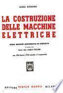 La costruzione delle macchine elettriche