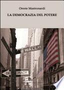 La democrazia del potere. Saggio di filosofia del diritto
