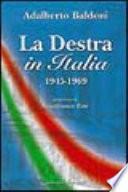 La Destra in Italia