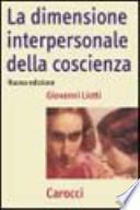 La dimensione interpersonale della coscienza