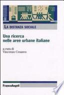 La distanza sociale: Una ricerca nelle aree urbane italiane