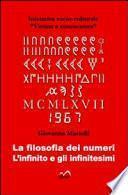 La filosofia dei numeri. L'infinito e gli infinitesimi