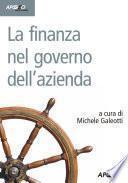 La finanza nel governo dell'azienda