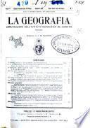 La geografia comunicazioni dell'Istituto geografico De Agostini