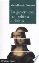 La governance tra politica e diritto