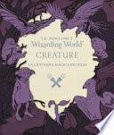 La lanterna magica dei film. Creature. Il mondo della magia di J. K. Rowling