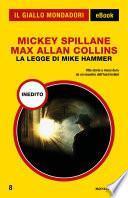 La legge di Mike Hammer (Il Giallo Mondadori)