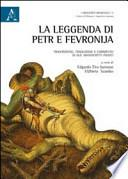 La leggenda di Petr e Fevronija