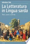 La letteratura in lingua sarda