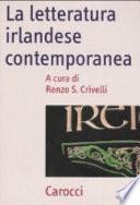 La letteratura irlandese contemporanea