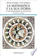 La matematica e la sua storia - volume 3