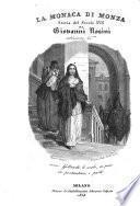 La monaca di Monza. Storia del secolo 17. ed. 25