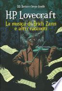 La musica di Erich Zann e altri racconti da H. P. Lovecraft