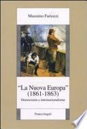 La Nuova Europa (1861-1863)