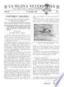 La nuova veterinaria rivista mensile fondata e diretta da Alessandro Lanfranchi