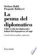 La penna del diplomatico