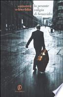 La pesante valigia di Benavides
