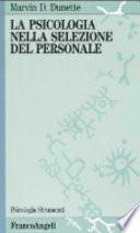 La psicologia nella selezione del personale