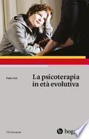 La psicoterapia in età evolutiva