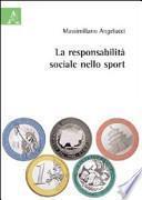 La responsabilità sociale nello sport