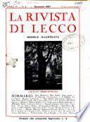 La rivista di Lecco