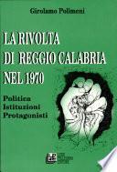 La rivolta di Reggio Calabria del 1970