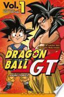 La saga dei draghi malvagi. Dragon Ball GT. Anime comics