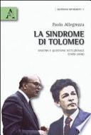 La sindrome di Tolomeo