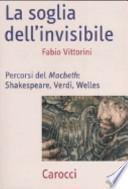 La soglia dell'invisibile