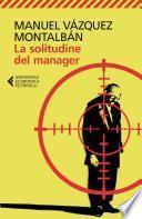 La solitudine del manager