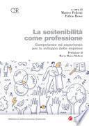 La sostenibilità come professione