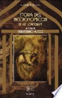 La storia del Necronomicon di H. P. Lovecraft