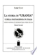 La storia di Urania e della fantascienza in Italia: Giorgio Monicelli, il vagabondo dello spazio, 1952-1961