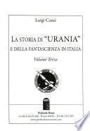 La storia di Urania e della fantascienza in Italia: Pionieri dell'infinito : 1953-1957 : da Galassia a Oltre il cielo