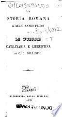 La storia romana di Lucio Anneo Floro