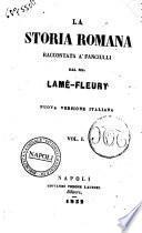 La storia romana raccontata a' fanciulli dal sig. Lamè-Fleury