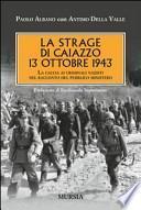 La strage di Caiazzo, 13 ottobre 1943