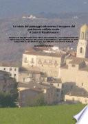 La tutela del paesaggio attraverso il recupero del patrimonio edilizio rurale. Il caso di Ripalimosani.