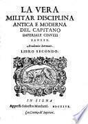 La Vera Militar Disciplina Antica E Moderna